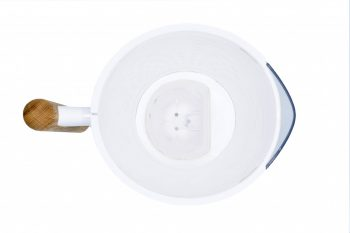 SOMA Filter Jug 2.3L White TOP SHOT