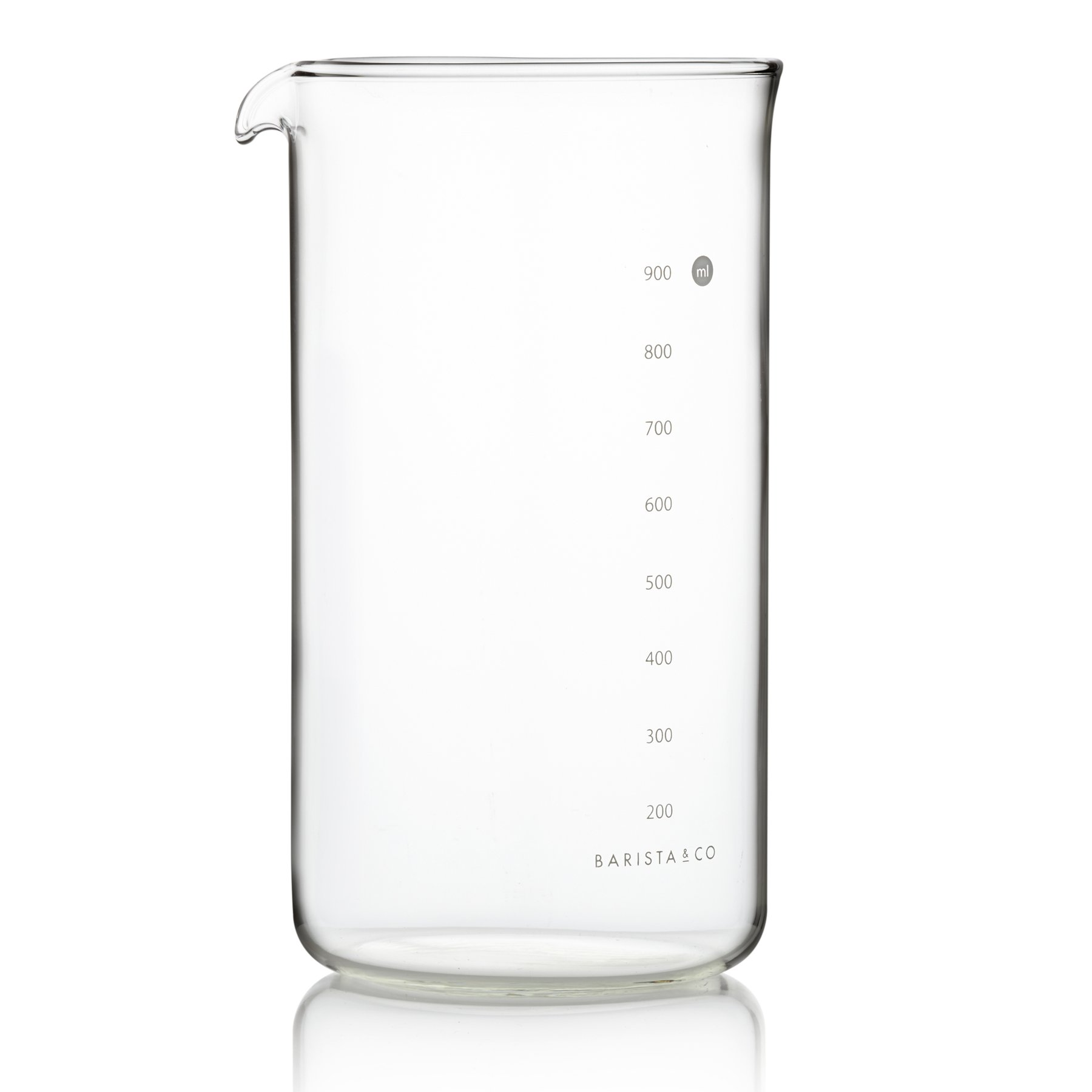 Barista & Co. Corral 4mm Glass Beaker BC/B32