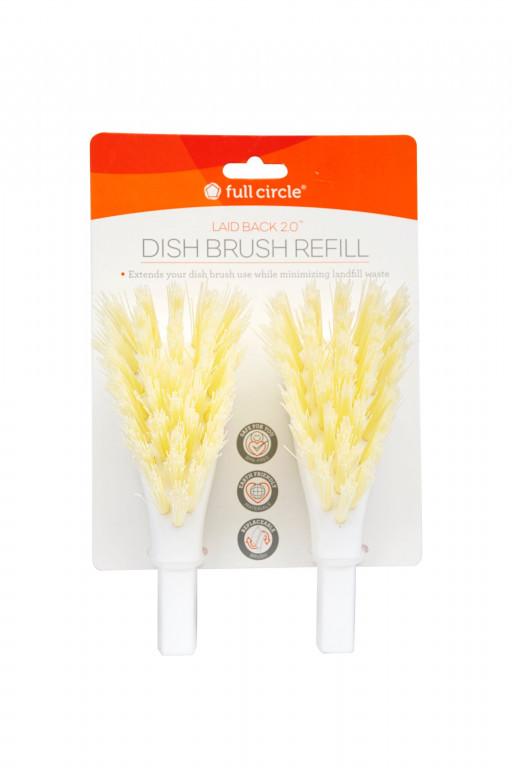 288011 - Laid Back Dish Brush Refill - Pk HR