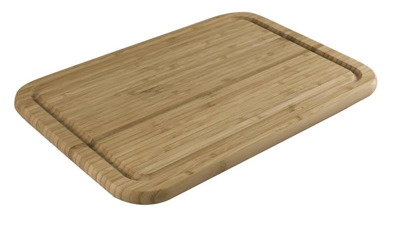Peer Sorensen Bamboo Reversible Chopping Board with Groove sh/74392