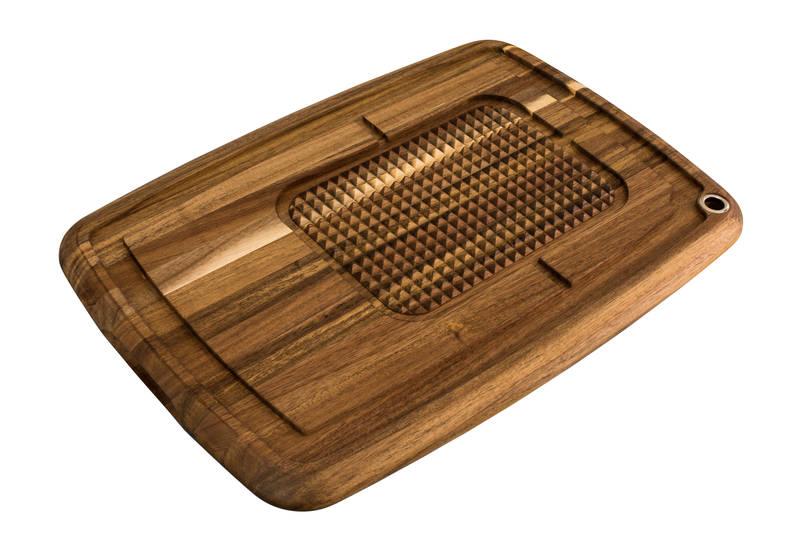 Peer Sorensen Acacia Wood Long Grain Reversible Carving Board sh/74573