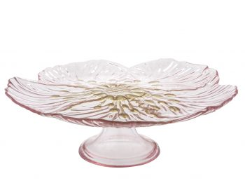 elsie footed cake stand