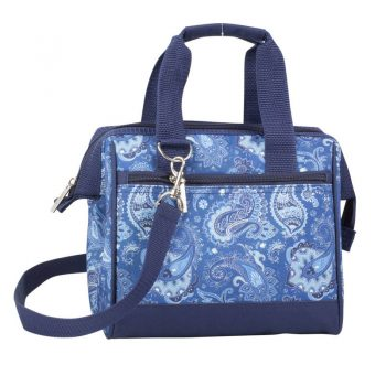 Avanti Insulated Lunch Bag Paisley