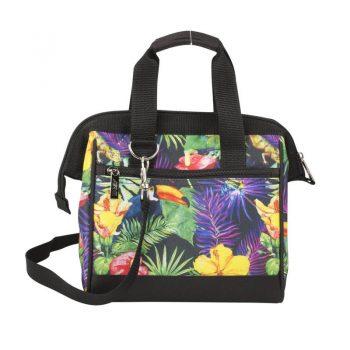 Avanti Insulated Lunch Bag Tropical