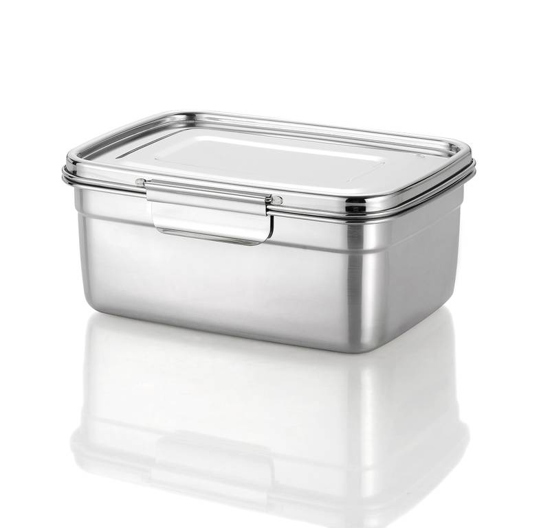 Avanti Dry Cell Airtight Stainless Steel Container