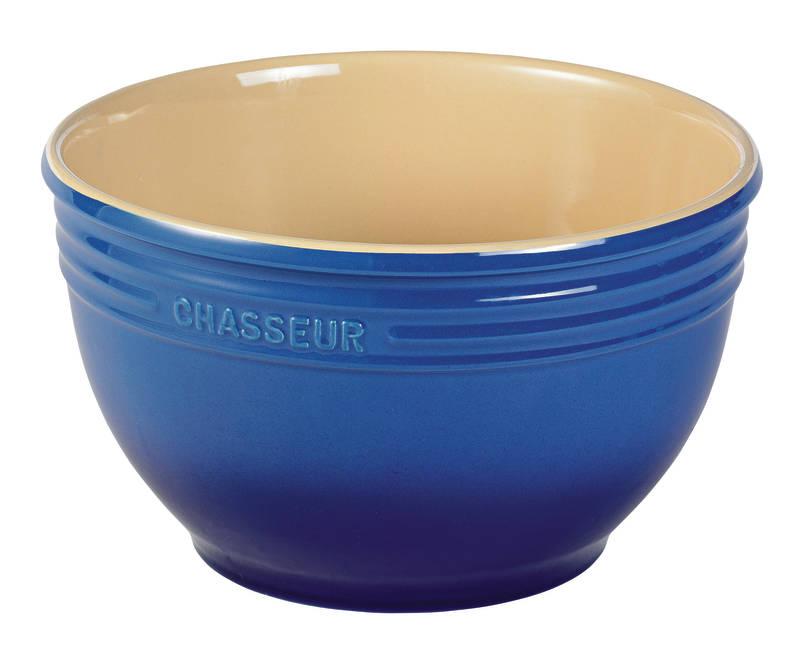 Chasseur La Cuisson Blue Mixing Bowl