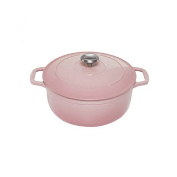 Chasseur Cast Iron French Oven Round