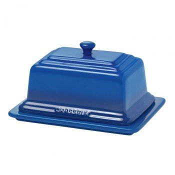 Chasseur La Cuisson Blue Butter Dish