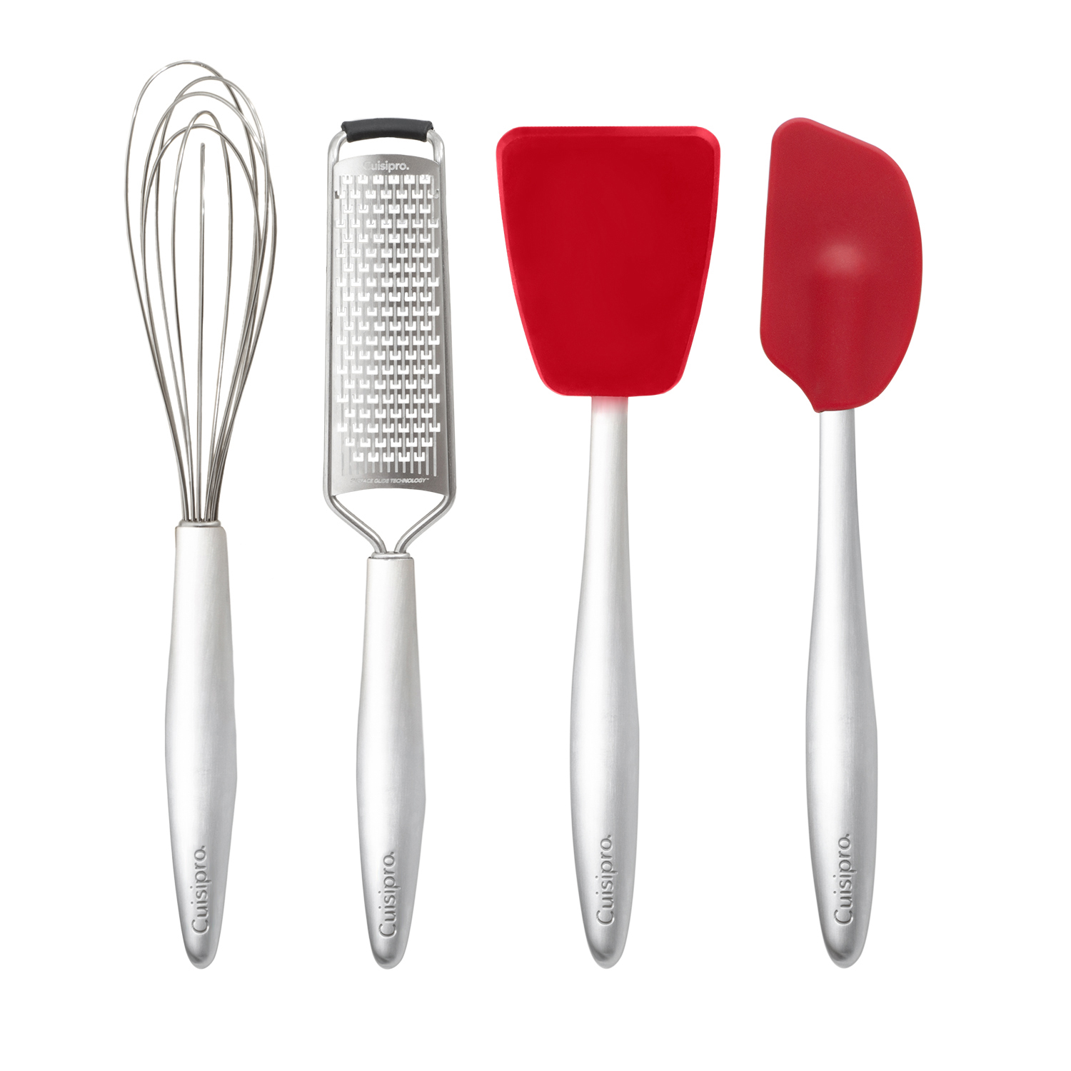 Cuisipro Silicone Piccolo Baking Set Red