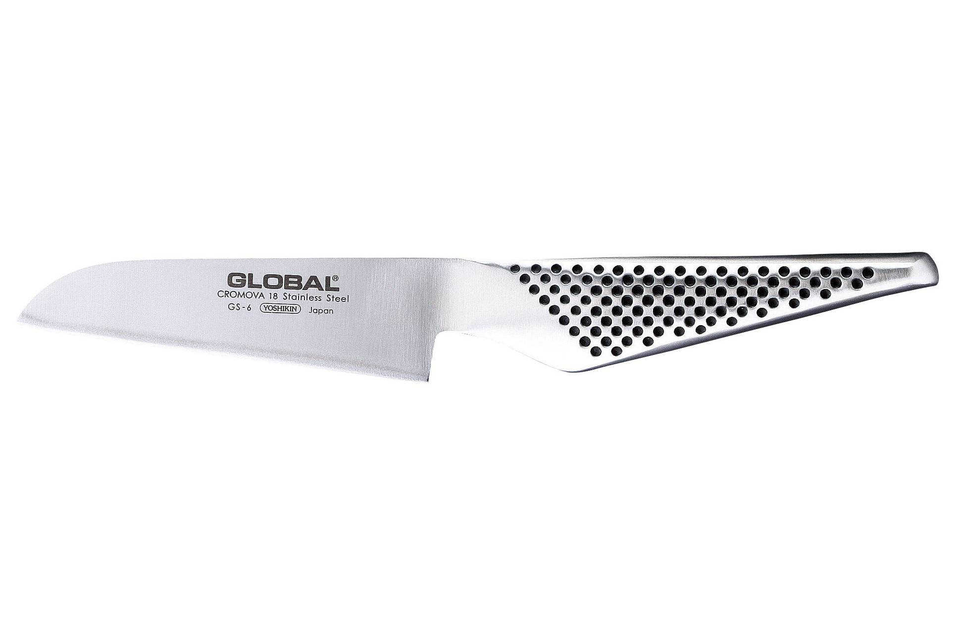 Global GS-6 Paring Knife Straight 10cm