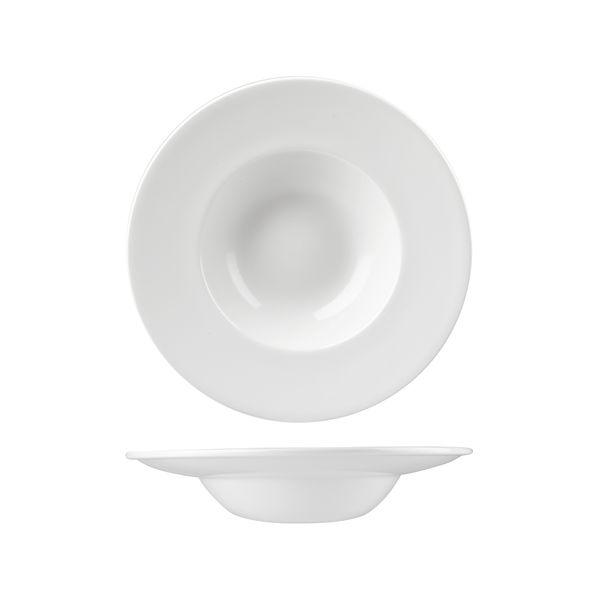 churchill profiel soup plate
