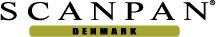 Scanpan DENMARK Grey Logo