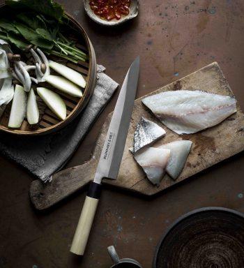 Bunmei Oroshi Knife 24cm