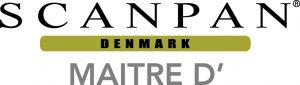 Scanpan Maitre D' Logo