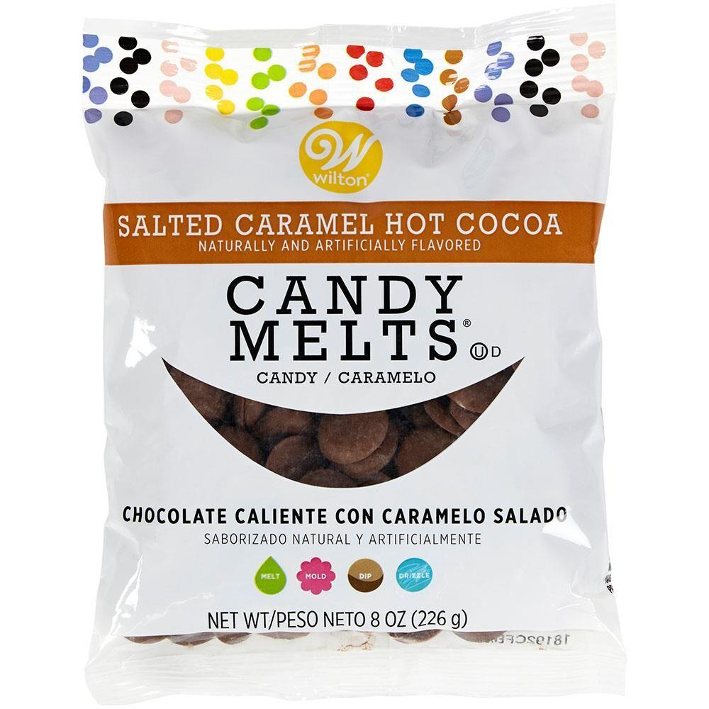 wilton salted caramel hot cocoa