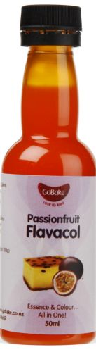 pasiionfruit flavacol icing colouring and flavour