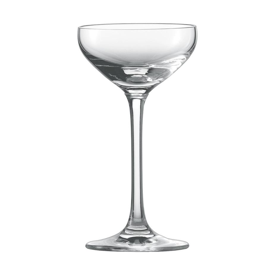 schott zweisel liquer glass 70ml saucer sahped