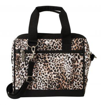Avanti Leopard insulated bag