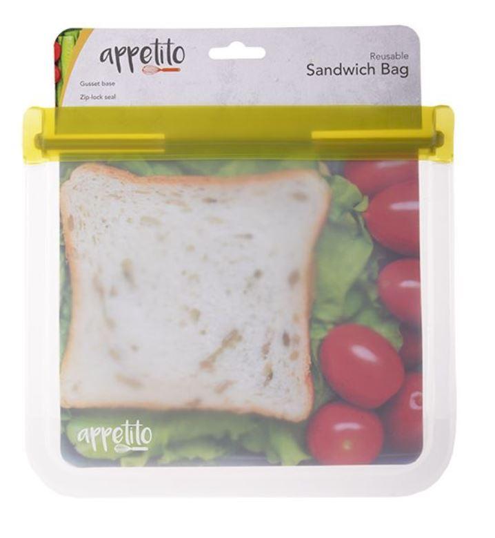 appetito sandwich bag