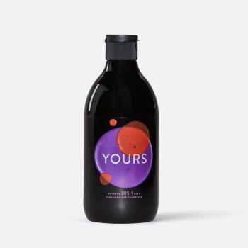 YOURS Natural Dishwashing Liquid Cinnamon & Tangerine 500ml