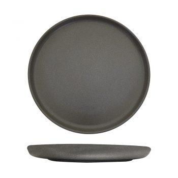 Eclipse Uno Dark Grey Round Plate (3 Sizes)